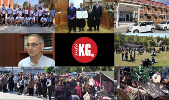 InfoKG 7 dana: Rotaraktovci, Tijagi, nova vozila, Ventura, protest, vašar, komšijska deponija…