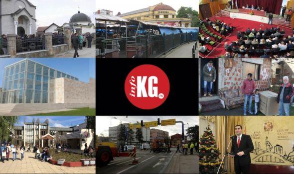 InfoKG 7 dana: Beloševčani, pomoć, svađa, Univerzitet, signalizacija