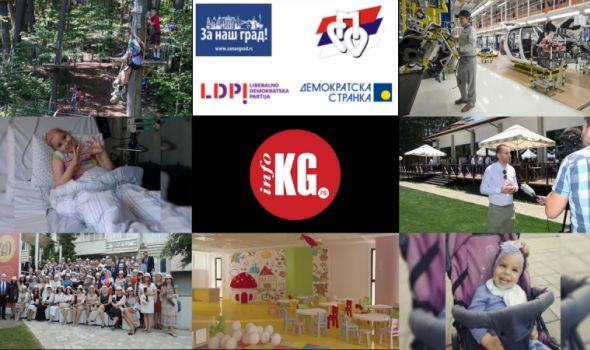 "InfoKG 7 dana: Avantura park, bojkot, štrajk, bankrot, doktori nauka, požari, ""Aviončić"", pomoć…"