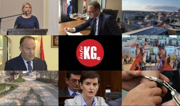 InfoKG 7 dana: Dragica, Mitrović, plate, Šarčević, radna mesta, Fiat, ubistvo…
