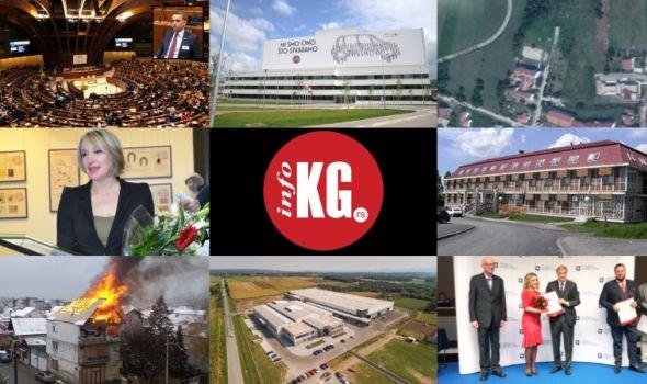 InfoKG 7 dana: Urošević, Fiat, Zlatno pero, virus, požar, Siemens, Danijela Cvetković…