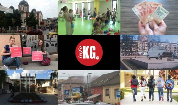 "InfoKG 7 dana: Gospojinske svečanosti, plate, spomenik ""Fići"", roštiljdžinica, škola..."