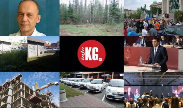 InfoKG 7 dana: Hirurg, manijak, oružari, Nikolić, jeftini stanovi, vozni park, Urošević…