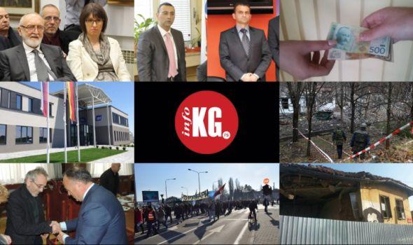 "InfoKG 7 dana: Uspesi profesora, prevaranti, ""Siemens"", ""Medna"", rektor, oružari, kuća Đure Jakšića..."