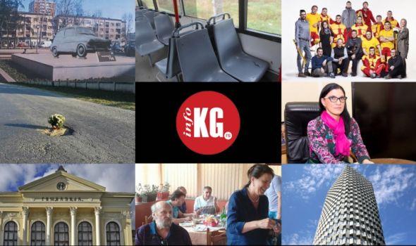 """InfoKG 7 dana: Fića, """"S Tamarom u akciji"""", """"pametan grad"""", Balkanski molitveni doručak, Đurđevdan…"""