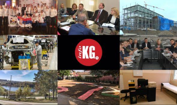 InfoKG 7 dana: Kulinari, Legat, novi model, ograda, Senzorni park…