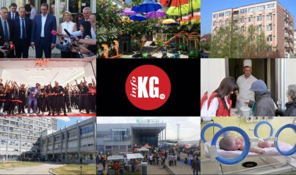 InfoKG 7 dana: Centar za VTO, Fiskalni savet, četvrti paviljon, H&M, posao u KC…