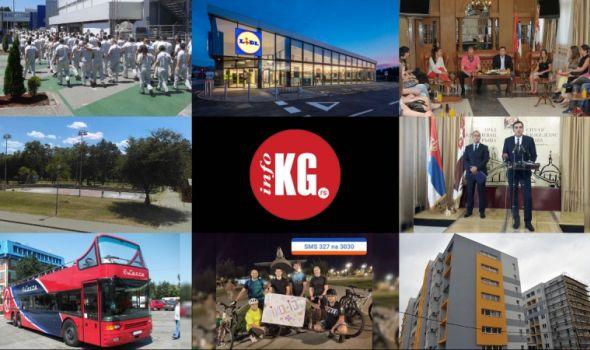 InfoKG 7 dana: Štrajk, Lidl, praksa, Koš, Nikolić o bankrotu, pomoć za Nikoliju, stanovi…