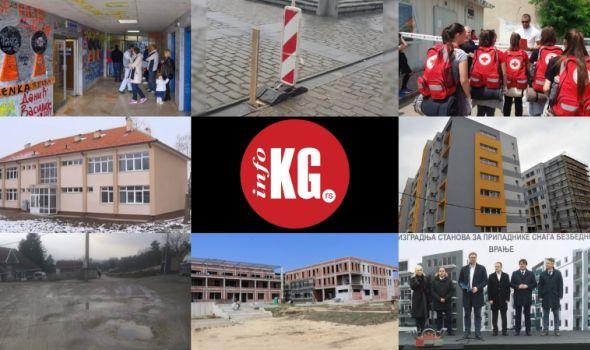 InfoKG 7 dana: Porodilište, rupa, stanovi, Viška ulica, Centri izvrsnosti, Vučić, beživotno telo, vešala...