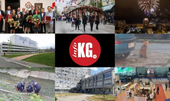 InfoKG 7 dana: Đurđevdan, Fiat, MIND park, lisica, Klinički centar, eKG, protest...