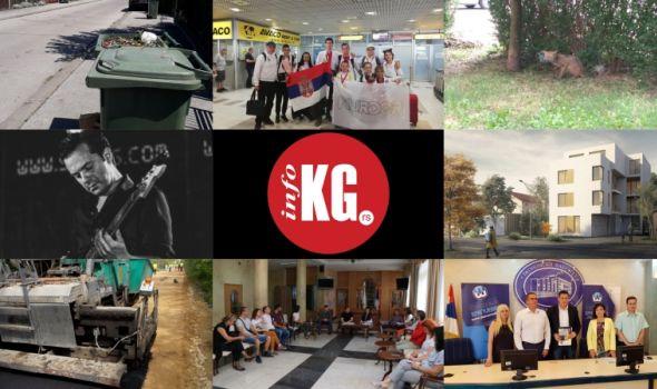 InfoKG 7 dana: Zelenaši, izvršiteljka, smeće, Teodora, lisica, Miloš Petrović, stanovi, grantovi...