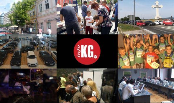 """InfoKG 7 dana: CMEC, savetnici, protest, """"polovnjaci"""", nesreća, turisti, ostavke, račun…"""