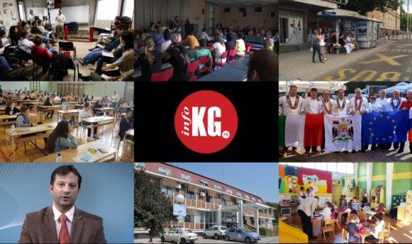 InfoKG 7 dana: Besplatne radionice, stajališta, mala matura, kulinari, Filipović, vrtići…