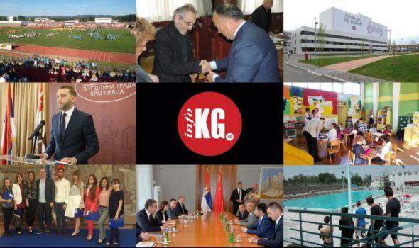 """InfoKG 7 dana: Arsenijević, Nikolić, Fiat, Urošević, """"preletanje"""", diplomci, Vučić, bazeni…"""