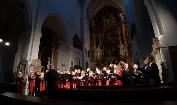 Koncert u katedrali Franziskanerkirche: Kragujevačko pevačko društvo u Ingolštatu