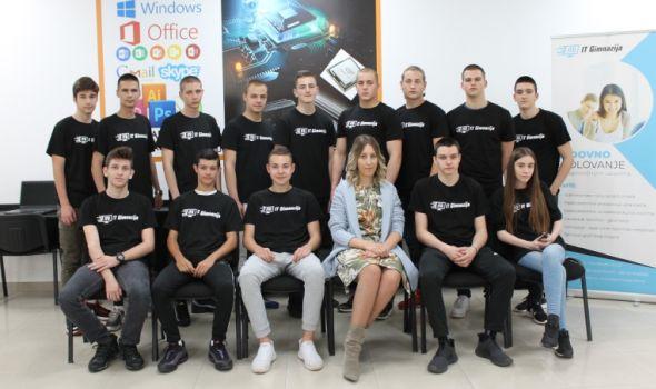 Nova srednja škola u Kragujevcu: Medicinski i IT smerovi, upis u toku