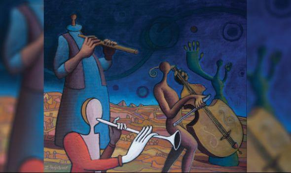 """Izložba """"Muzičari"""" u Galeriji Art"""