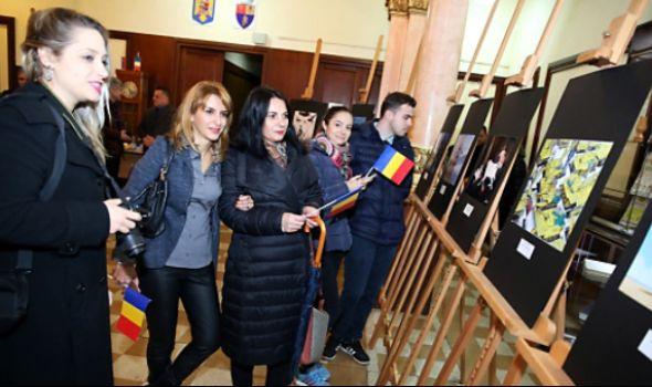 Izložba Salona antiratne karikature u Rumuniji