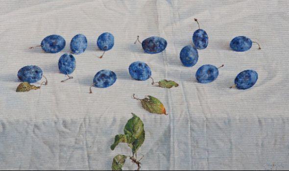 Izložba slika Milana Miletića u Galeriji Art