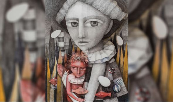 Izložba Snežane Petrović u Galeriji Art