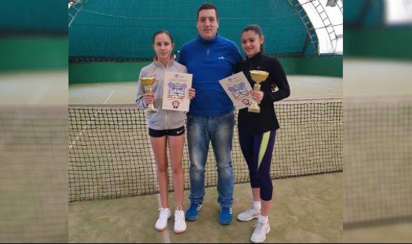Kragujevčanka Jelena Jevtić trijumfovala na Otvorenom prvenstvu Beograda