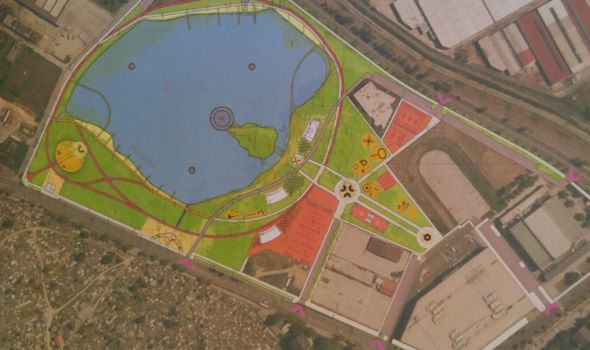 JEZERO BUBANJ postaje oaza za odmor, izletnike, sportiste i rekreativce svih uzrasta