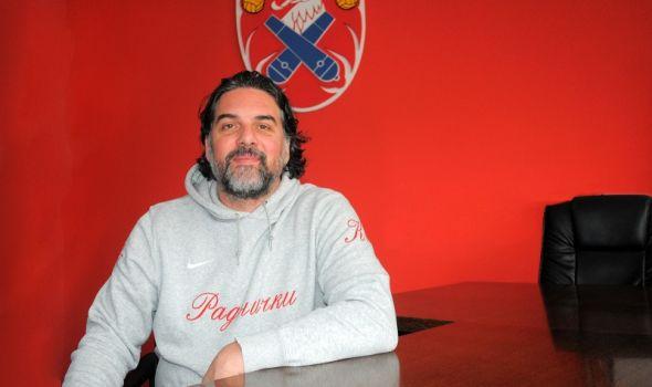 """Jugoslav Vasović: """"Radnički"""" stabilan klub na dobrom putu, 2018. bila godina iz snova"""