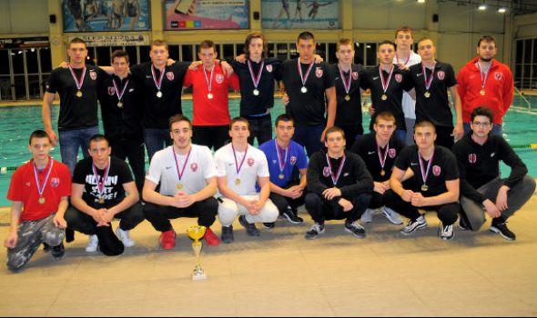 Juniori Radničkog šampioni Kupa Srbije (FOTO)