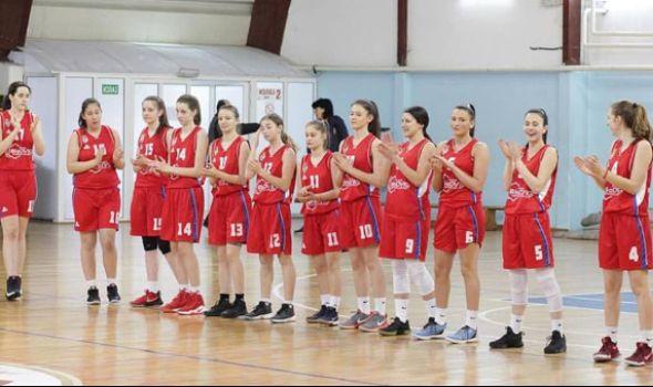 """Juniorke """"Radničkog 2016"""" šampionke regiona Centralne Srbije"""