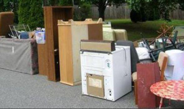 """Šumadija"" dva puta mesečno BESPLATNO odvozi kabasti otpad"