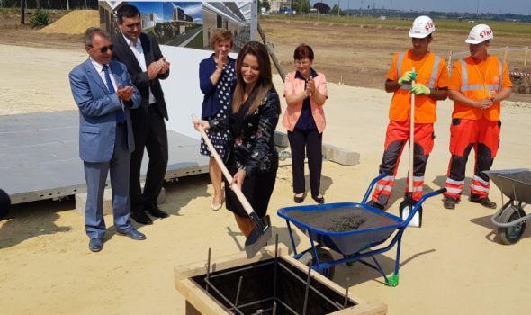 Počela izgradnja PALATE PRAVDE, ministarka Kuburović položila kamen temeljac (FOTO)
