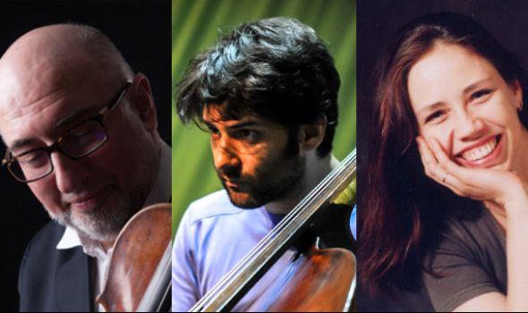 Convivium Musicum: Kamerni trio u Prvoj gimnaziji