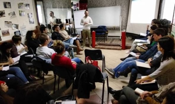 Besplatne radionice ruskog, italijanskog, španskog i francuskog jezika u Kragujevcu