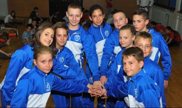 Karatisti Juniora brane boje Srbije na Balkanskom prvenstvu u Banjaluci