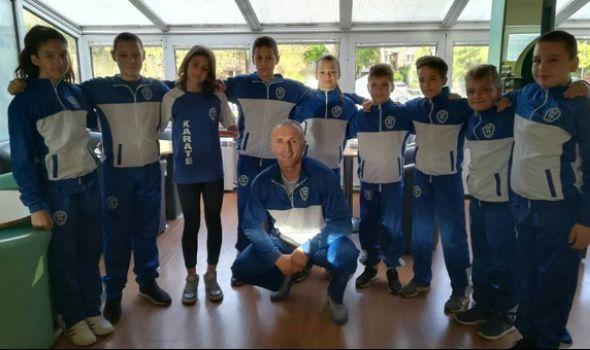 Karatistima Juniora 10 medalja u Beočinu