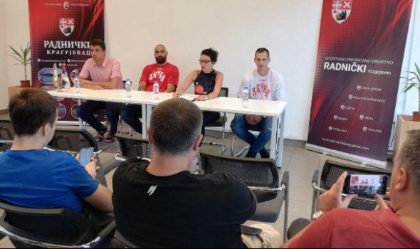 """KKK """"Radnički"""" želi da uz pomoć Katića i Živanovića dosegne KLS (FOTO)"""
