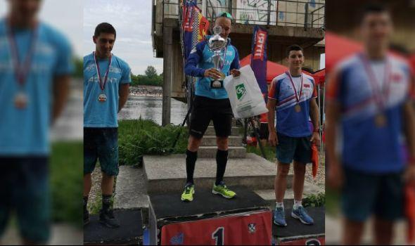 Klubu ekstremnih sportova Kragujevac četiri medalje na Adi Ciganliji, Trakić šampion Srbije