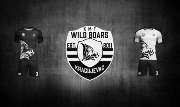 Širi se sportska porodica Wild Boars-a, oformljen futsal klub