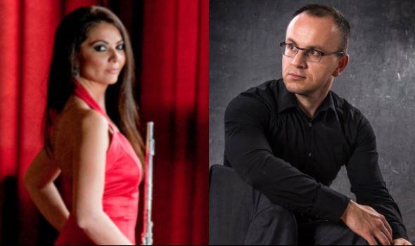Koncert Anđele Bratić i Dragana Jovanovića u Narodnom muzeju
