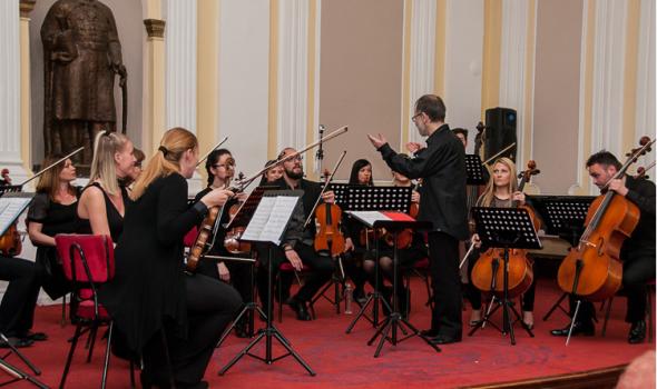 Kragujevčani željni koncerata klasične muzike, uživali u najboljem