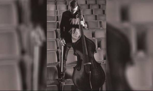 Convivium Musicum: Koncert kontrabasiste Dušana Kostića u Prvoj gimnaziji