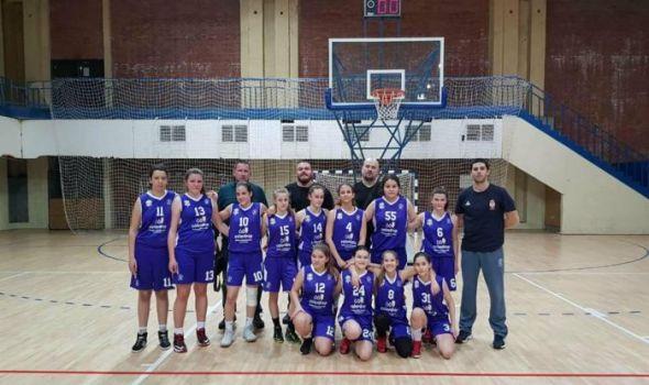 """Mlade košarkašice """"Foke"""" na finalnom turniru prvenstva Srbije"""