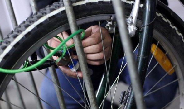 Mladić ukrao bicikl vredan 80.000 dinara