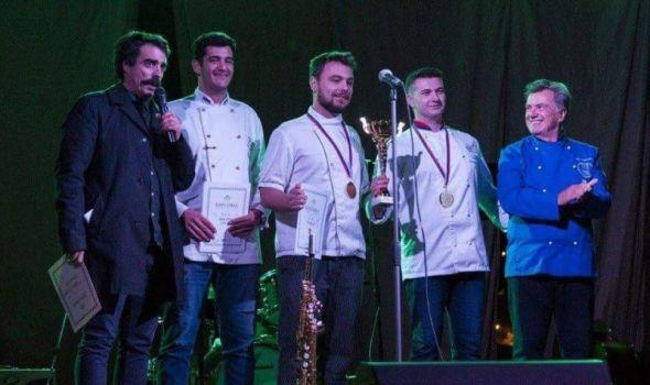 Kragujevački kulinari briljirali u Novom Sadu (FOTO)