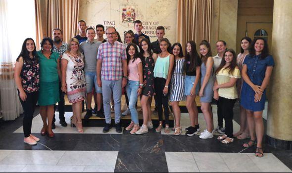 Kragujevački učenici boravili u Rumuniji, oduševljeni Crnim morem