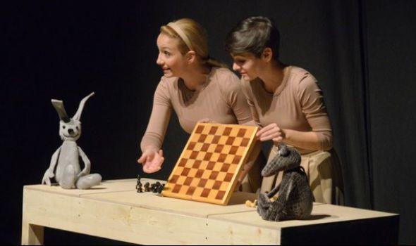 """Predstava """"Kroki i prijatelji"""" u Pozorištu za decu"""