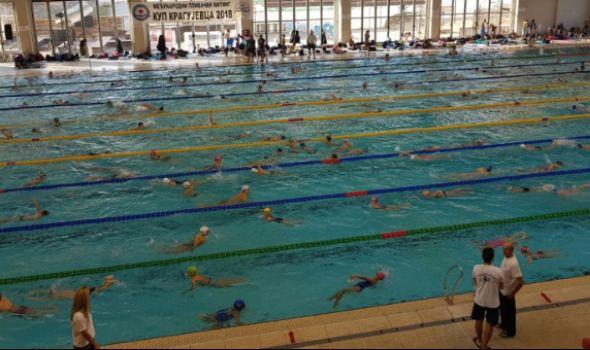 Kup Kragujevca 2019: Međunarodni plivački miting na zatvorenom bazenu