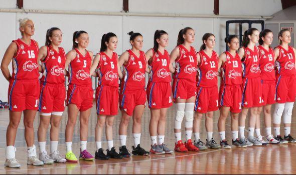 Košarkašice Radničkog 2016 savladale Mileševku