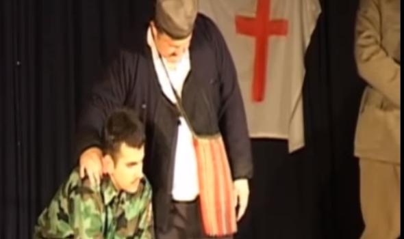 Abrašević sa Festivala amaterskih pozorišta u Laktašima donosi nagradu za najbolju mušku ulogu