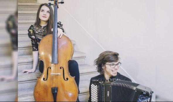 Duo Leskovar-Grm u Narodnom muzeju